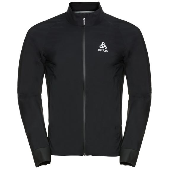 Jacket MORZINE RAIN Light, black, large
