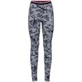 Damen ACTIVE WARM ORIGINALS Funktionsunterwäsche Hose, grey melange - AOP FW19, large