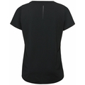 Damen ZEROWEIGHT CHILL-TEC BLACKPACK T-Shirt, black - blackpack, large