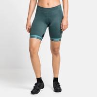 Women's ZEROWEIGHT Cycling Shorts, balsam melange, large