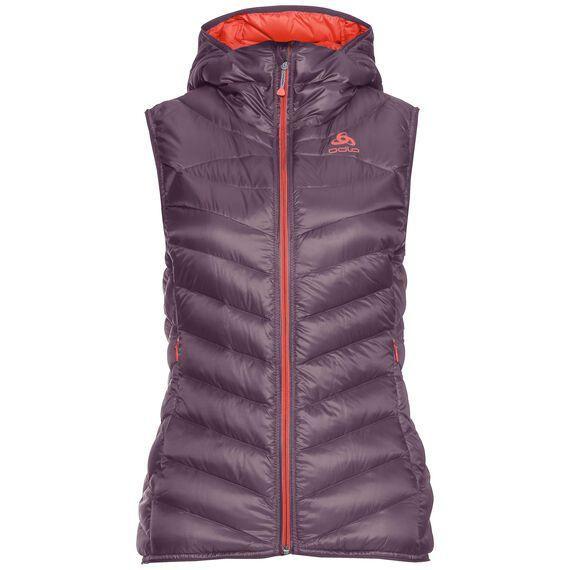 Vest AIR COCOON, vintage violet, large