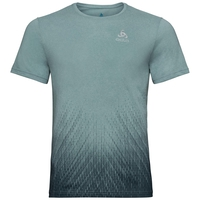 Men's MILLENNIUM ELEMENT PRINT T-Shirt, arctic melange - Blackcomb, large