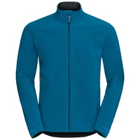 Jacket Softshell LOLO, mykonos blue, large