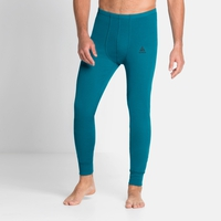 Herren ACTIVE WARM ECO Baselayer-Tights, tumultuous sea, large