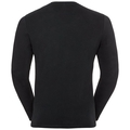Herren Matti Funktionsunterwäsche Langarm-Shirt, black, large