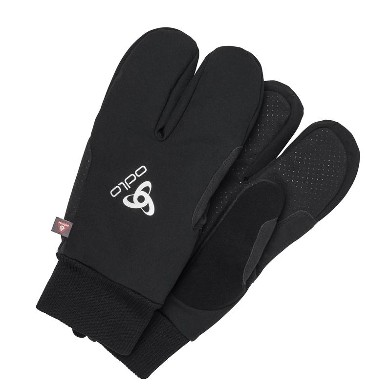 ELEMENT X-WARM-handschoenen, black, large