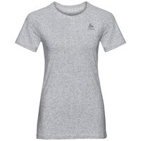 BL TOP MILLENNIUM LINENCOOL PRO, grey melange, large
