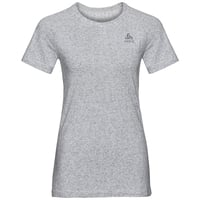MILLENNIUM LINENCOOL PRO Baselayer T-Shirt, grey melange, large