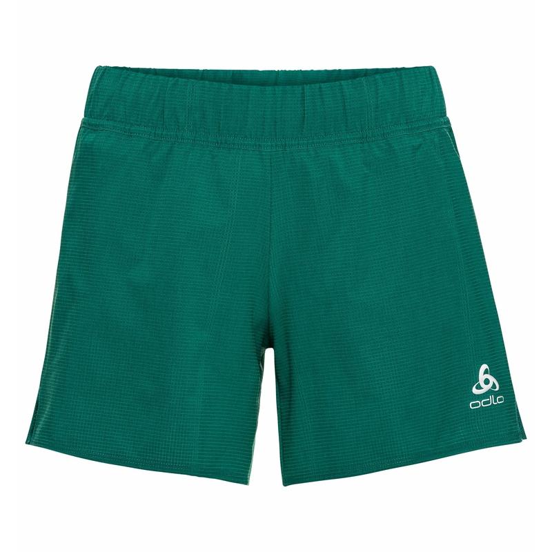 Women's MILLENIUM 2-in-1 Shorts, quetzal green, large
