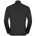 Men's CARVE CERAMIWARM 1/2 Zip Midlayer, black, large
