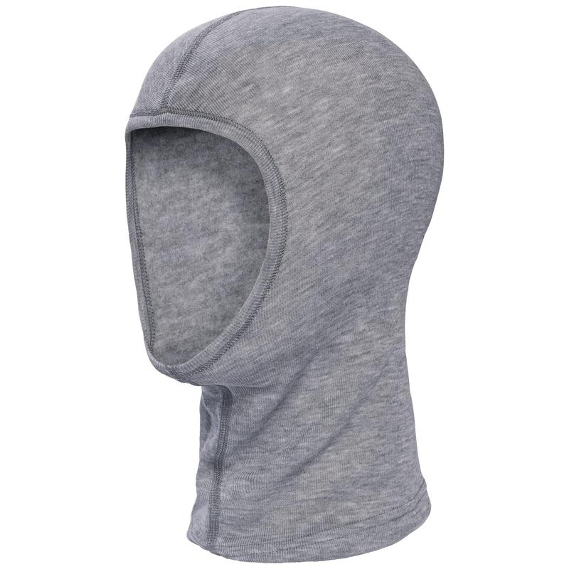 ORIGINALS WARM Face Mask, grey melange, large