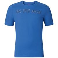 T-shirt s/s crew neck SIGNO LO, turkish sea, large