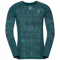Herren BLACKCOMB Baselayer-Shirt, submerged, large