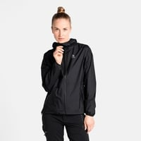 Women's FLI 2.5L WATERPROOF Hardshell Jacket, black, large