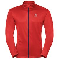 SAIKAI LIGHT Midlayer, fiery red, large