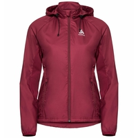 Jacket IRBIS ELEMENT X-WARM, rumba red, large