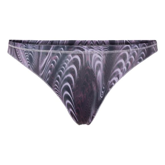 SUW Bottom THE INVISIBLES Tanga mit Print, orchid petal - AOP FW18, large