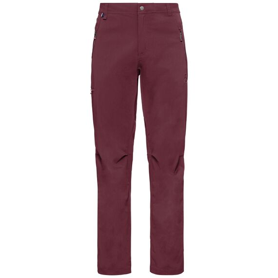 Pants WEDGEMOUNT, zinfandel, large