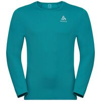 IMPERIUM longsleeved running t-shirt, lake blue, large