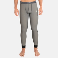 SUW Bottom Pant ACTIVE  Revelstoke Warm, black - odlo steel grey, large