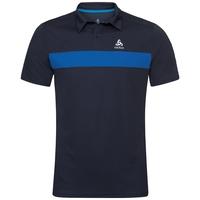 Men's NIKKO LIGHT Polo Shirt, diving navy - energy blue, large