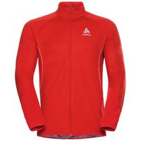 Jas ZEROWEIGHT WINDDICHT WARM, fiery red, large