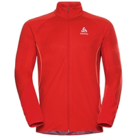 Jacket ZEROWEIGHT WINDPROOF Warm, fiery red, large