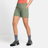 Short HALDEN pour femme, matte green, large