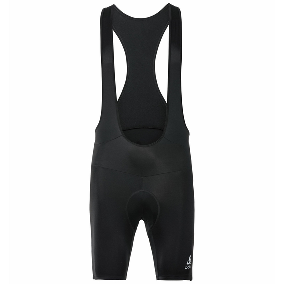 Men's ELEMENT Cycling Bib Shorts, black, large