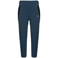 Pantaloni MAHA WOVEN X da donna, blue wing teal, large