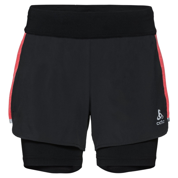 2-in-1 Shorts ZEROWEIGHT CERAMICOOL Light, black - dubarry, large