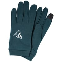 Gants NATURAL + WARM, atlantic deep, large