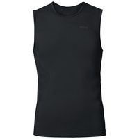 Singlet crew neck EVOLUTION LIGHT, black, large