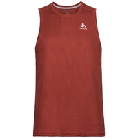 Men's F-Dry Singlet, chili oil, large