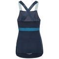 Débardeur ZEROWEIGHT CERAMICOOL PRO, diving navy - mykonos blue, large