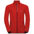 Jacket AEOLUS ELEMENT WARM, fiery red - syrah, large