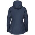 HOLMENKOLLEN 2L-hardshell-jas voor dames, diving navy, large