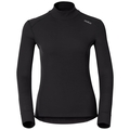Shirt l/s turtle neck ACTIVE ORIGINALS Warm, black, large