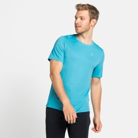 F-DRY-T-shirt voor heren, horizon blue, large