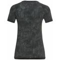 Tee-shirt pour femme BLACKCOMB PRO, black melange, large