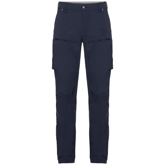 Pants SOLITUDE, diving navy, large