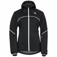 Jacket insulated SLY, black, large