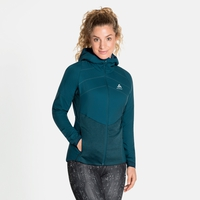 Giacca running MILLENNIUM S-THERMIC da donna, submerged, large