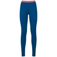 Revelstoke Warm baselayer pants women, lapis blue - peacoat, large