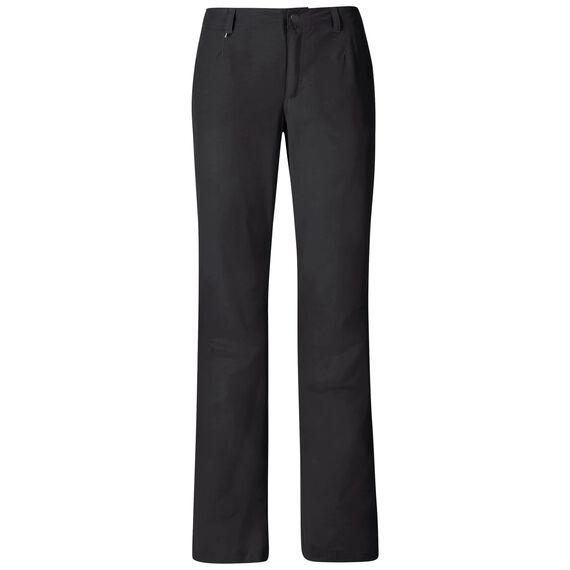 CHEAKAMUS Pants women, black, large