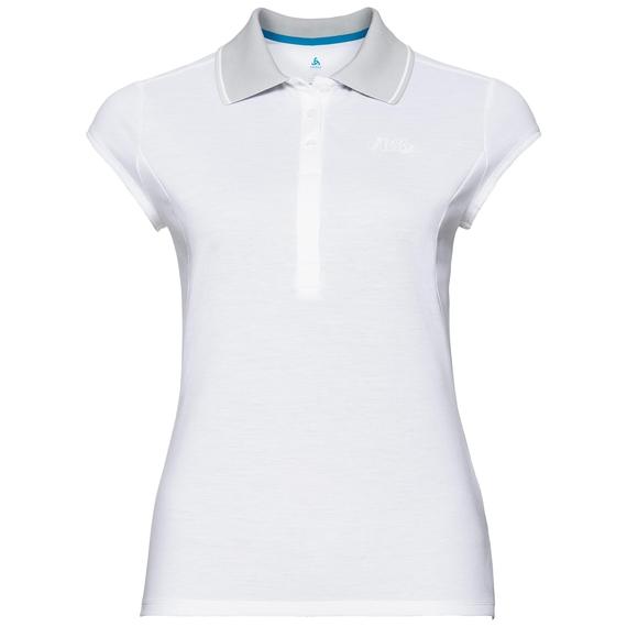 KUMANO Poloshirt, white, large