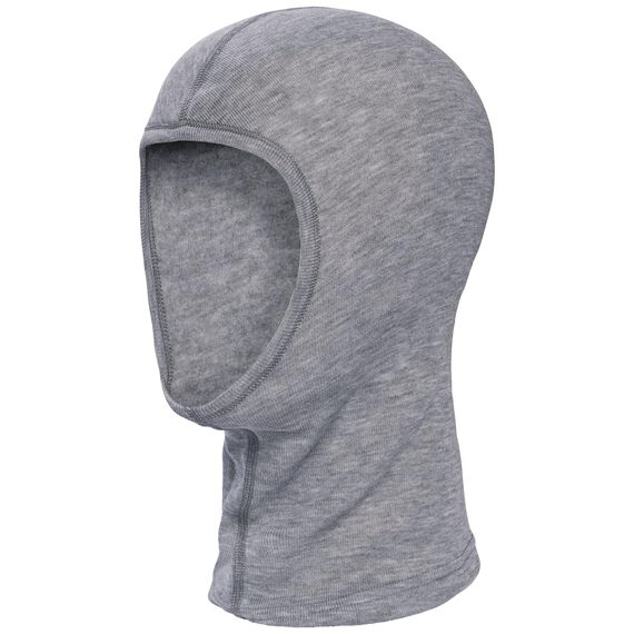 Face mask ORIGINALS Warm, grey melange, large