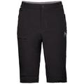 Herren SAIKAI CERAMICOOL Shorts, black - odlo steel grey, large