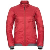 Jacket COCOON S Zip IN, baked apple, large