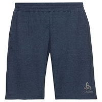 MILLENNIUM LINENCOOL PRO Split Shorts, ensign blue melange, large